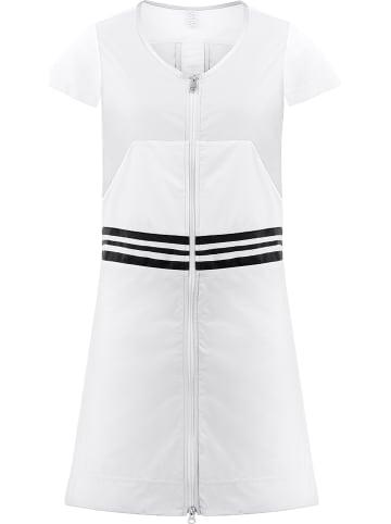 Poivre Blanc Sukienka funkcyjna w kolorze biało-czarnym