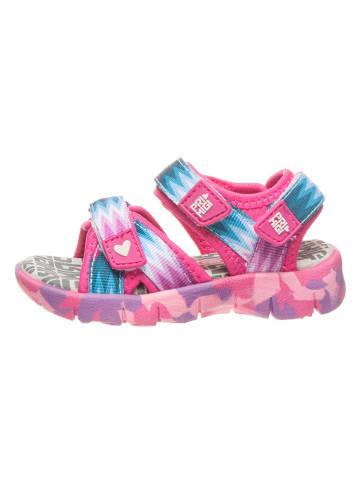 Primigi Sandalen roze/turquoise