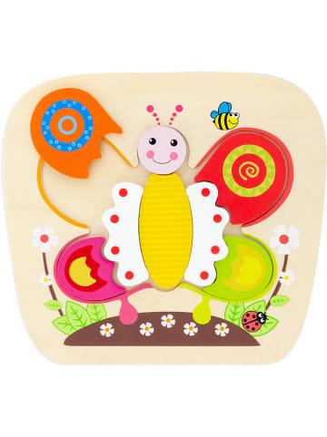 """Ulysse 9-delige puzzel """"Vlinder"""" - vanaf 12 maanden"""