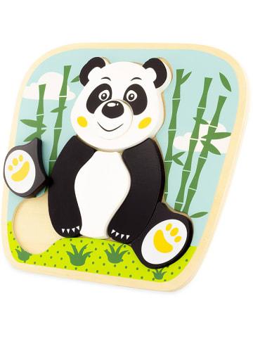 """Ulysse 8-delige puzzel """"Panda"""" - vanaf 12 maanden"""