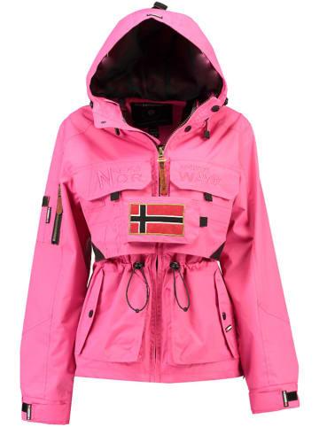 """Geographical Norway Übergangsjacke """"Butcheta"""" in Pink"""
