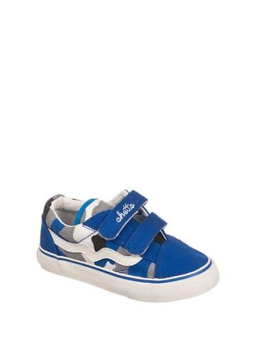 Chetto Chetto Sneaker Low  in blau