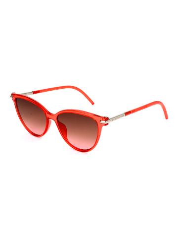 Marc Jacobs Dameszonnebril roze/bruin