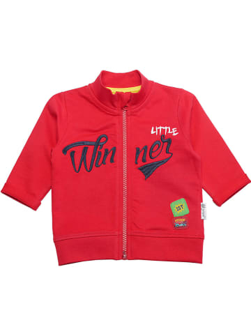 Gelati Sweatjacke in Rot