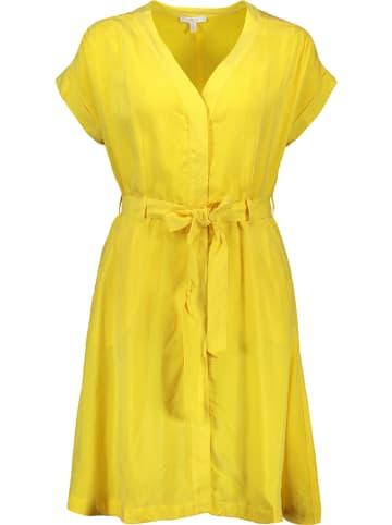 MAVI Sukienka w kolorze żółtym