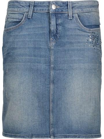 """MAVI Spódnica dżinsowa """"Renee"""" w kolorze niebieskim"""