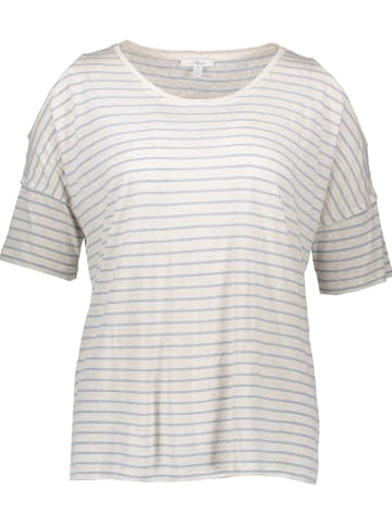 MAVI Shirt crème/lichtblauw