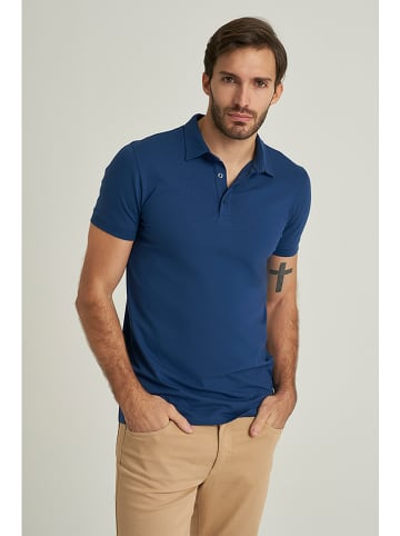 Mexx Poloshirt in Blau