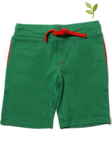 Little Green Radicals Sweatshort groen