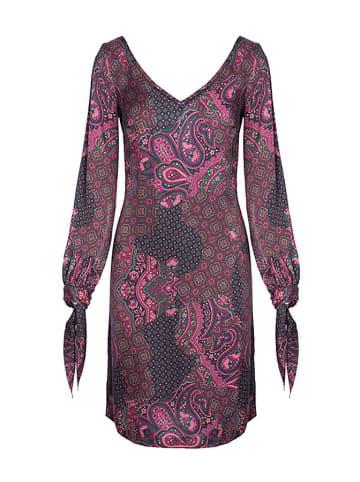 Tova Sukienka w kolorze fioletowym ze wzorem