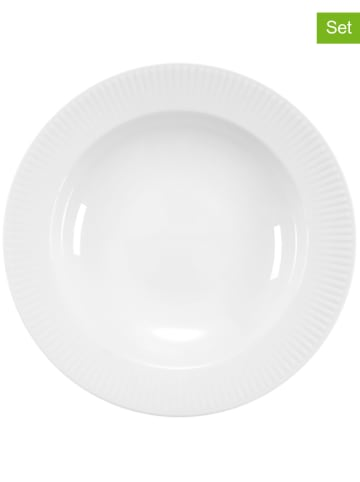 Bodum 4-delige set: pastaborden wit - Ø 28 cm