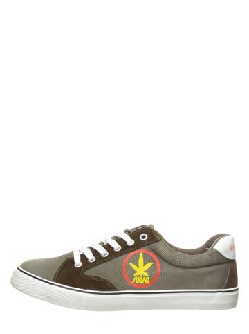 Chiemsee Sneakersy w kolorze khaki
