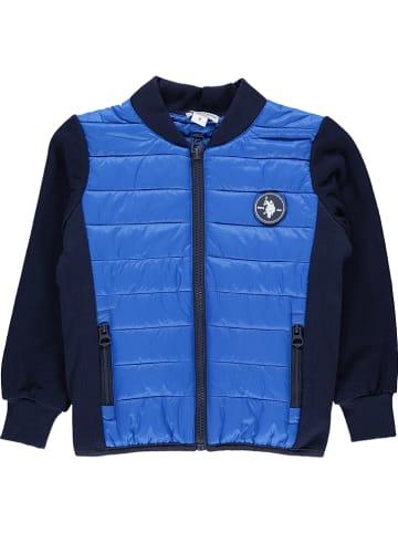 U.S. Polo Tussenjas blauw/donkerblauw