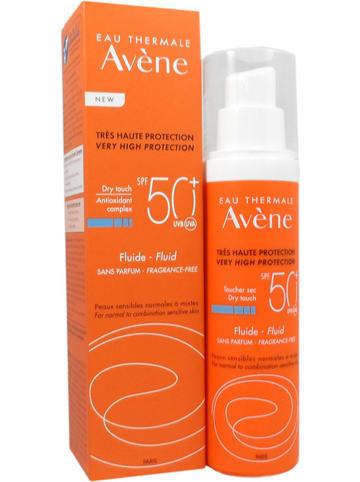 Avène Fluid przeciwsłoneczny - SPF 50+ - 50 ml