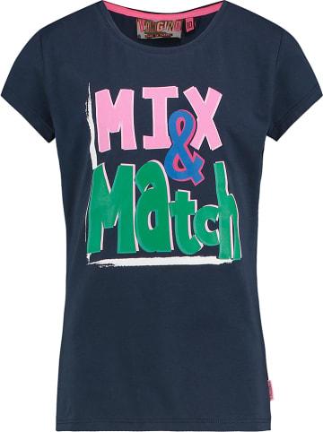 """Vingino Shirt """"Halinna"""" donkerblauw"""