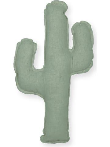 """Little nice things Kissen """"Cactus"""" in Grün - (L)45 x (B)5 x (H)5 cm"""