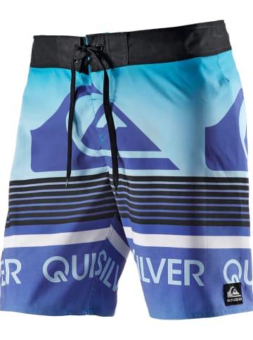 Quiksilver Szorty kąpielowe w kolorze niebieskim