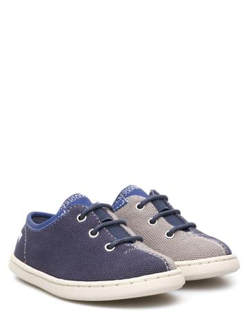 Camper Sneakers in Blau/ Grau