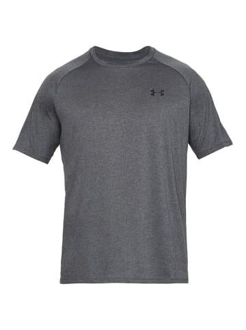 Under Armour Trainingsshirt grijs