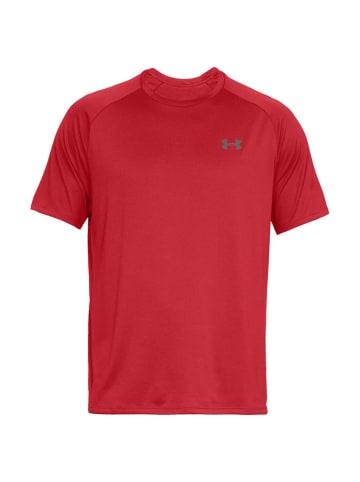 Under Armour Trainingsshirt rood