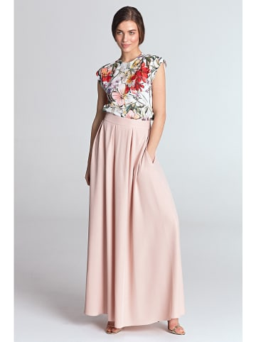 Nife Spódnica w kolorze jasnoróżowym