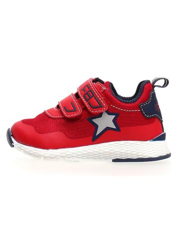 Naturino Sneakers in Rot