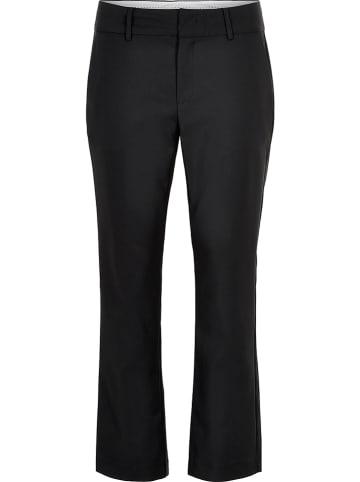 """NÜMPH Spodnie """"Babajune"""" w kolorze czarnym"""