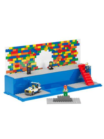"""LEGO Pojemnik """"Lego Play"""" w kolorze niebieskim - 40 x 19 x 15 cm"""