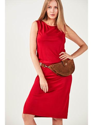 PATRIZIA ARYTON Sukienka w kolorze czerwonym