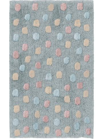 "Tanuki Katoenen tapijt ""Stones"" meerkleurig - (L)160 x (B)120 cm"