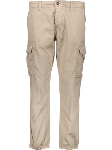 Replay Spodnie w kolorze beżowym