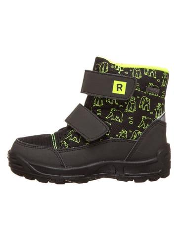 Richter Shoes Boots zwart/geel