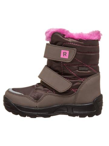 Richter Shoes Boots bruin/roze