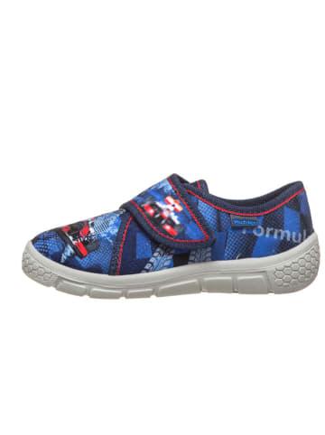 Richter Shoes Pantoffels blauw