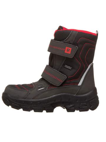 Richter Shoes Boots zwart/rood