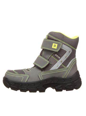 Richter Shoes Boots grijs/geel