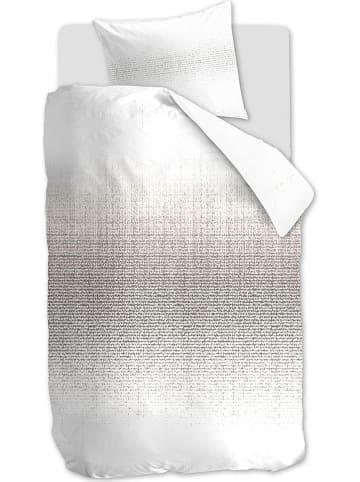 "Beddinghouse Beddengoedset ""Graphic Disorder"" grijs/beige"
