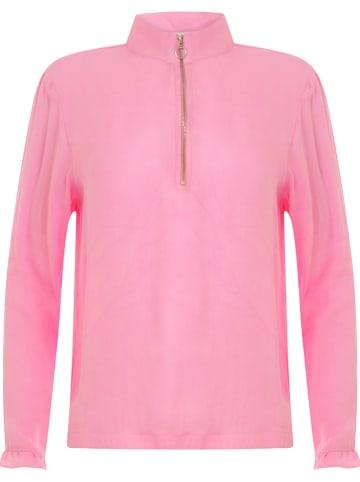 Coster Copenhagen Bluse in Rosa
