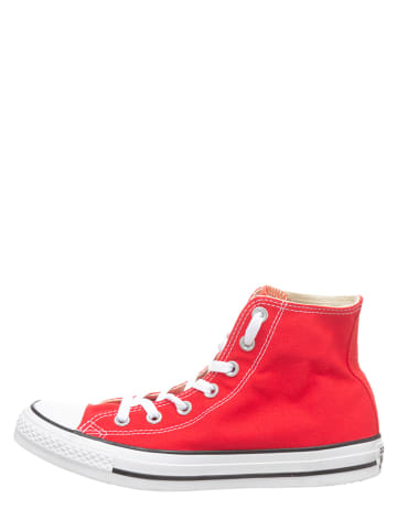 "Converse Sneakers ""All Star Hi"" in Rot"
