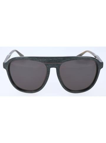 Etro Męskie okulary przeciwsłoneczne w kolorze czarnym