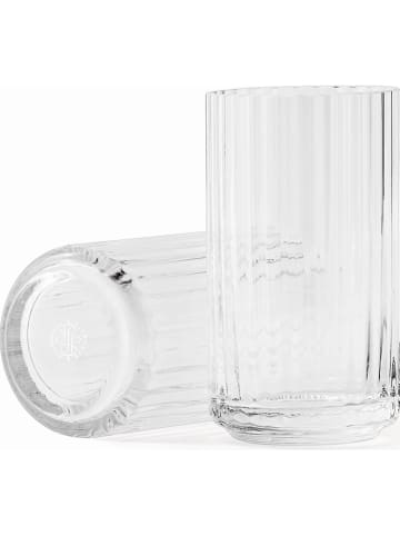 LYNGBY Vaas transparant - (H)31 cm