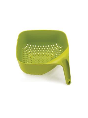 JosephJoseph Durszlak w kolorze zielonym - (S)20,5 x (W)11,4 x (G)19,1 cm
