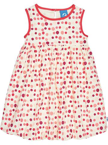 """Finkid Sukienka """"Marenki"""" w kolorze różowo-białym"""