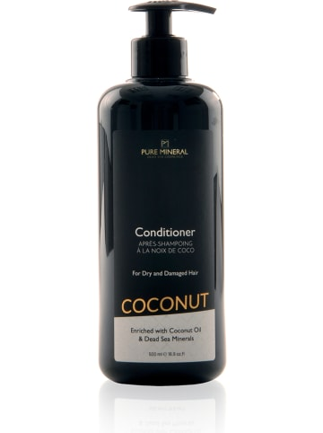 """PURE MINERAL Conditioner """"Coconut - For Dry and Damaged Hair"""", 500 ml"""