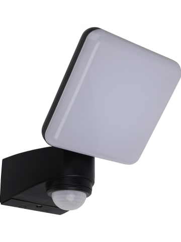 Näve Zewnętrzna lampa LED w kolorze antracytowym - 14 x 23 cm