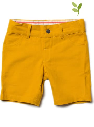 Little Green Radicals Shorts in Gelb