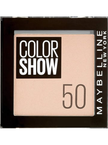 "Maybelline Lidschatten ""Color Show - 50"", 3 g"