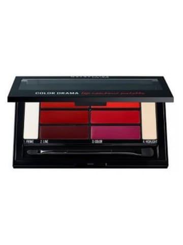 "Maybelline Paletka szminek ""Color Drama - 01 Crimson"" - 4 g"