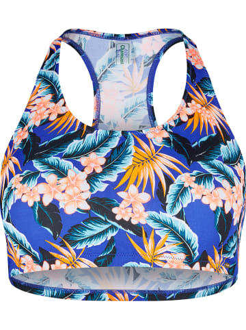 Skiny Bikinitop blauw/meerkleurig