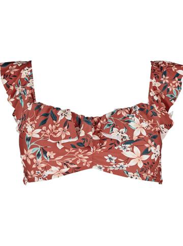 Skiny Bikinitop rood/meerkleurig